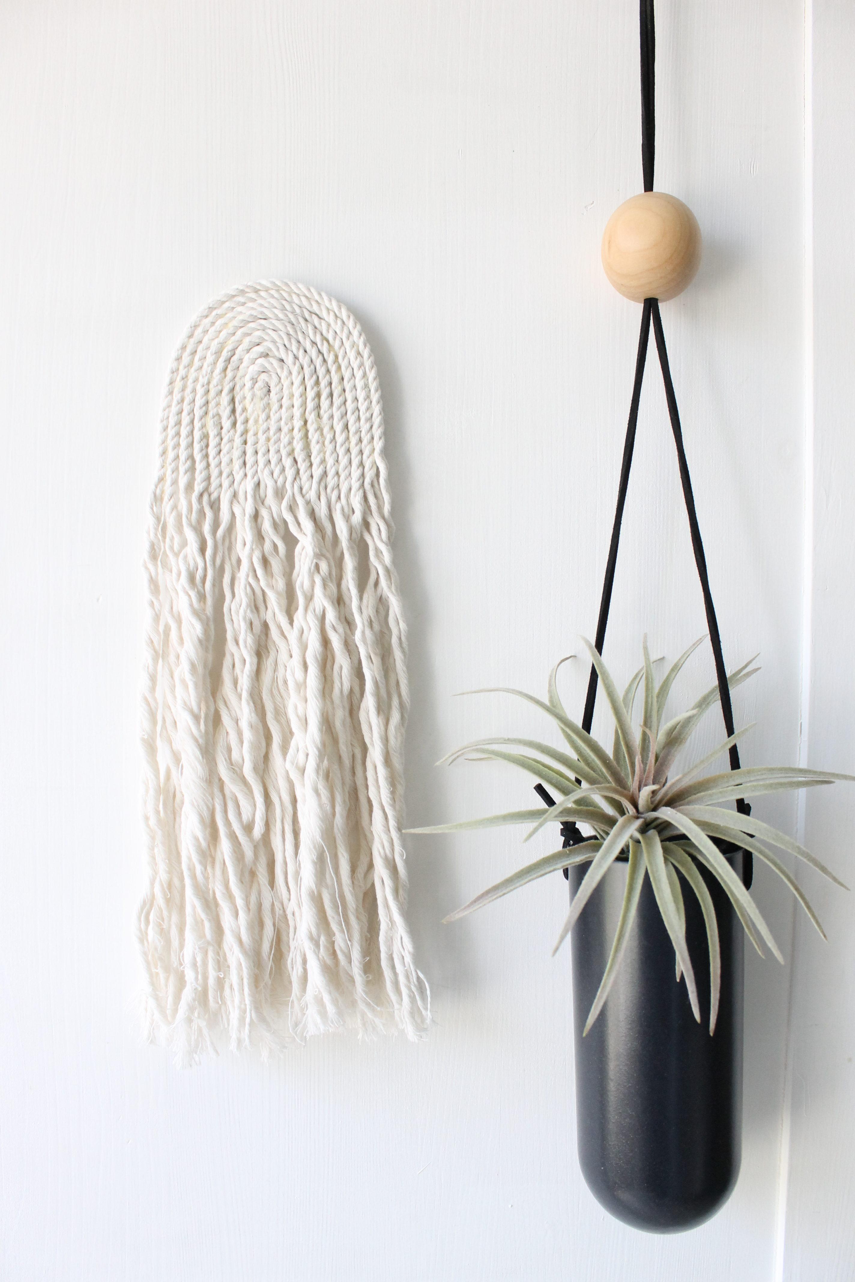 #קשת מנימליסטית | DIY | לימור אורן עיצוב והלבשת הבית
