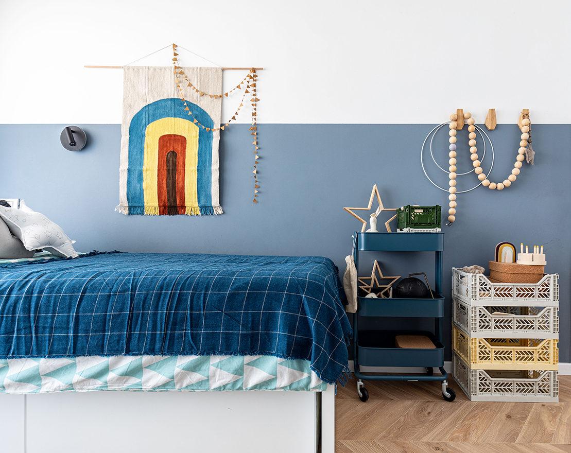 דקורציה לחדר הילדים | DIY | לימור אורן עיצוב פנים והום סטיילינג