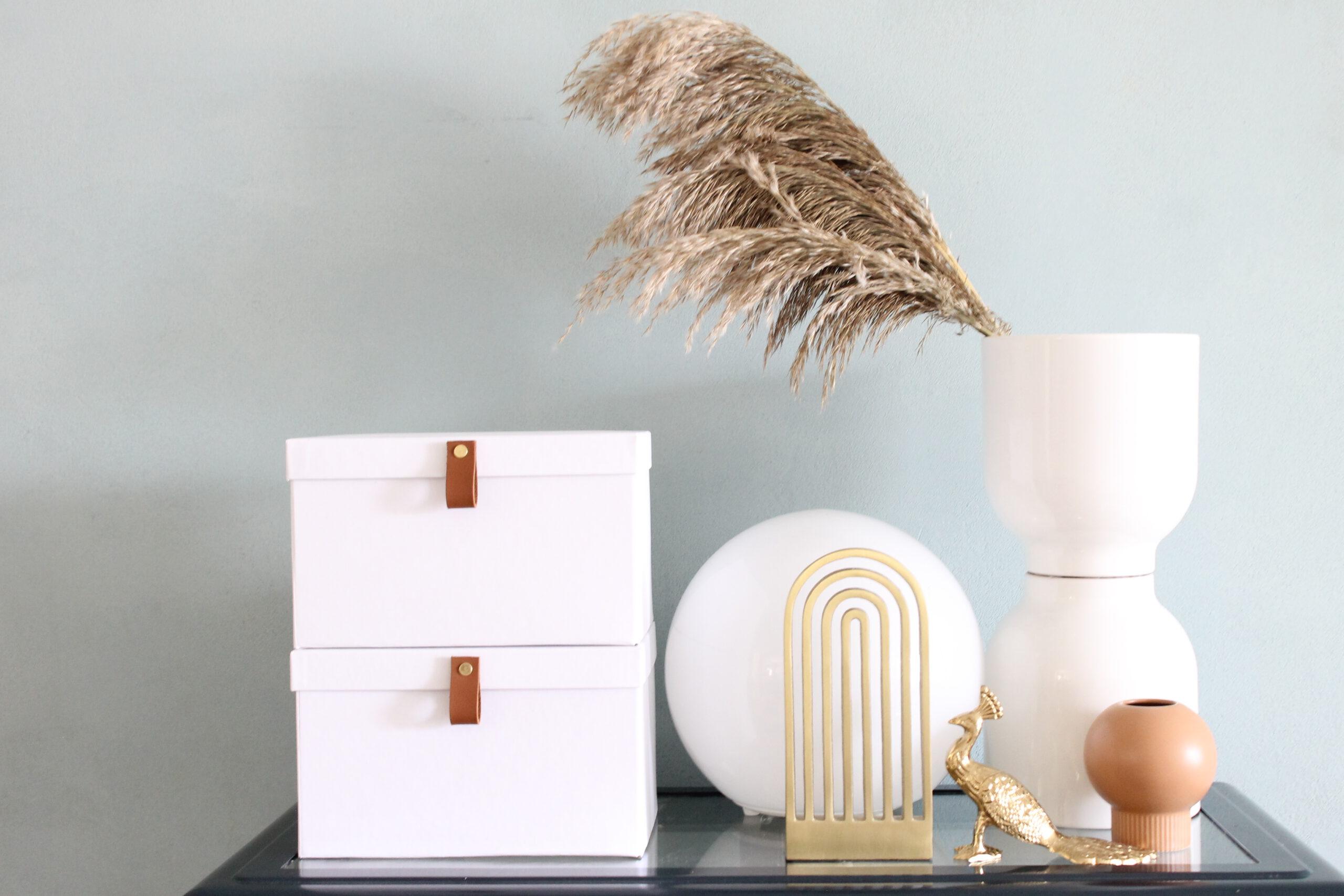 שדרוג קופסאות אחסון | DIY | IKEAHACKS | לימור אורן עיצוב והלבשת הבית