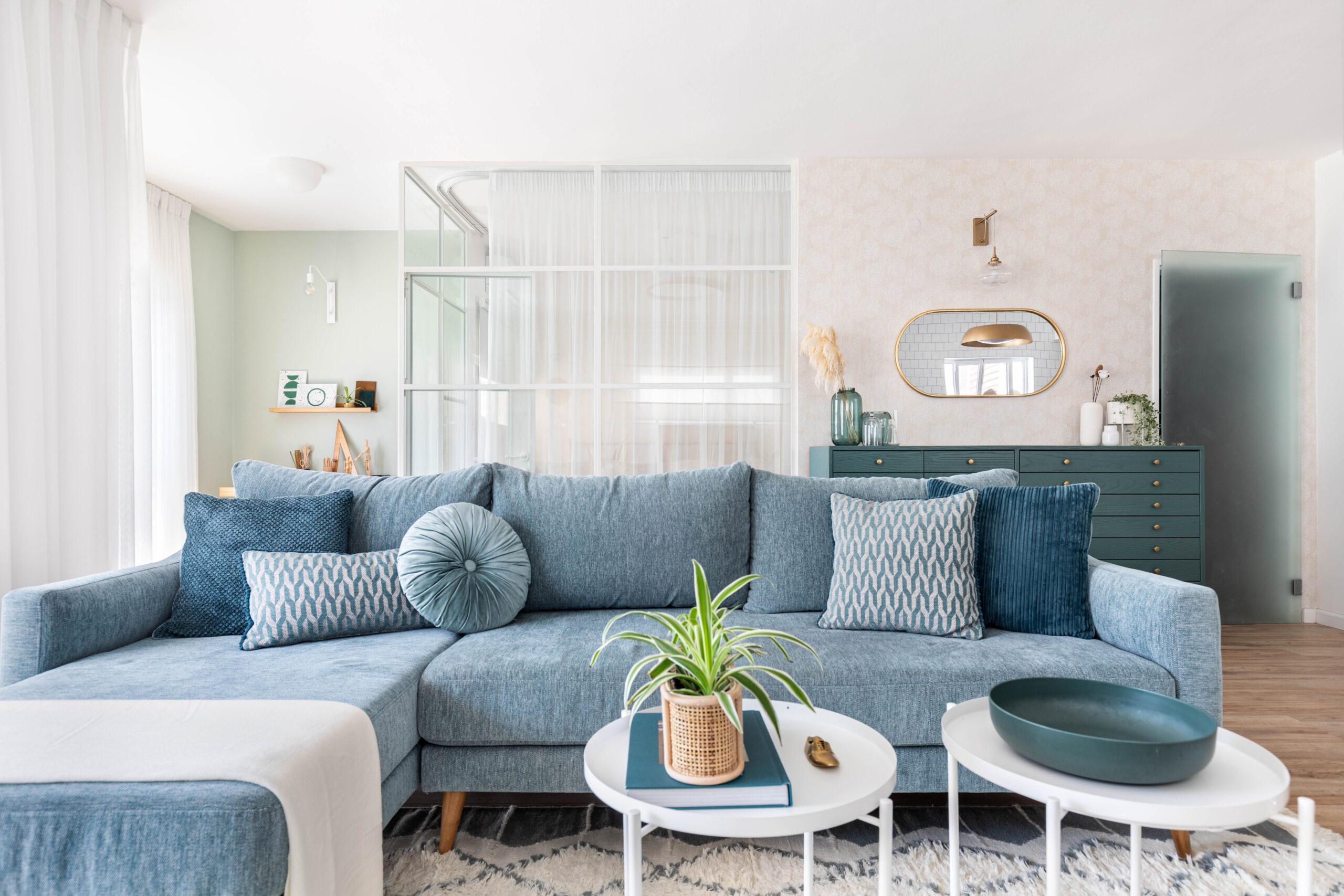דירה בתל אביב | משפחת מורג | לימור אורן עיצוב פנים והום סטיילינג